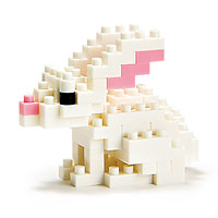 Nanoblock Rabbit