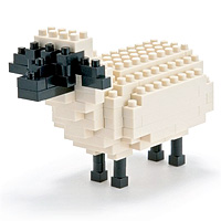 Nanoblock Sheep