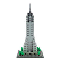 Nanoblock Chrysler Building