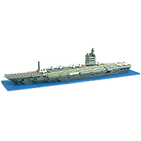 Nanoblock USS Enterprise Aircraft Carrier