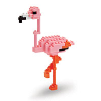 Nanoblocks Flamingo