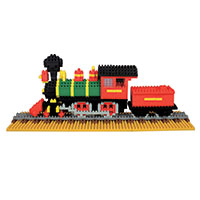 Nanoblocks Locomotive