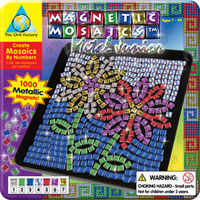 Magnetic Mosaics - Metal Jr.