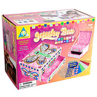 Sticky Mosaics Jewelry Box