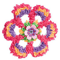 Plushcraft Flower Wall Art