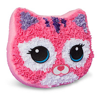 PlushCraft Purr-fect Pillow
