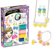 Imaginista Paint 'n Lace Jewelry