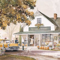 Cobble Hill Easy Handling Puzzle General Store - 275 pc