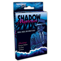 MindTrap Card Game - Shadow Mysteries