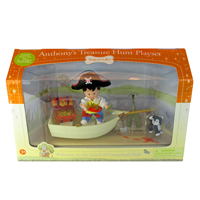 Anthony's Treasure Hunt Playset