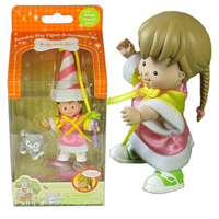 Courtney the Princess Poseable Figure Set