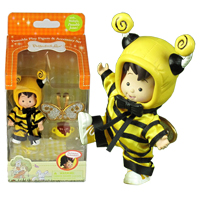 Lindsay the Bumblebee Poseable Figure Set