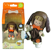 Joshua the Puppy Poseable Figure Set
