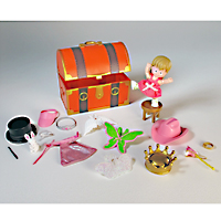 Courtney & Costume Trunk Playset
