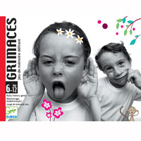 Grimaces Memory Game