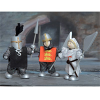 Budkins Crusader Set
