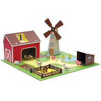 Krooom Farm Playset