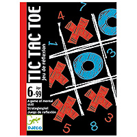 Tic Tac Toe Card Game
