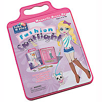 Fashion Spotlight Activity Tin