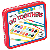 Language Cards - Go-Togethers