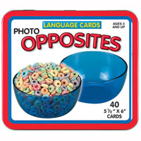 Language Cards - Opposites