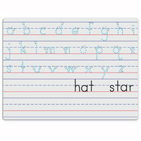 Handwriting/Manuscript Magnetic Dry-Erase Board