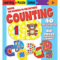 Counting Learning Puzzle Game