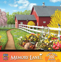 Memory Lane 300 pc Easy Grip Puzzle