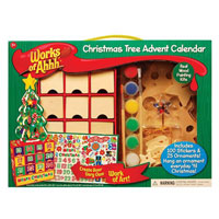 Works of Ahhh Advent Calender
