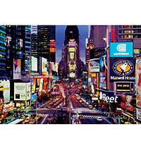 1000 pc Panoramic - Times Square