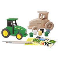 John Deere Wood Kit - Tractor
