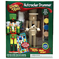 Works of Ahhh Nutcracker Drummer