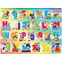Alphabet Song Sound Puzzle - 24 pc