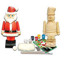 Works of Ahhh Santa Claus