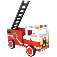 Works of Ahhh Fire Truck Kit