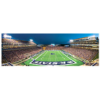 College Panoramic Stadium Puzzle - Kansas State University