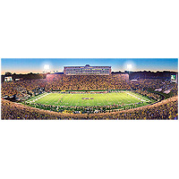 College Panoramic Stadium Puzzle - University of Missouri