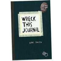 Wreck This Journal Expanded Edition - Classic Black