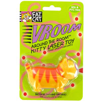 Vroom Around the Room Kitty Laser