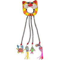 Kitty Hoots Doorknob Hanger