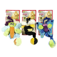 KONG Kitty Fuzz Bug Cat Toy