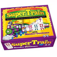 SuperTrain Domino Game
