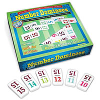 Number Dominoes Double 15 Set