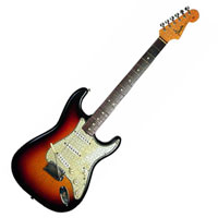 Puzzle Shapes - Fender Stratocaster - 500 pc