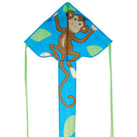 Regular Easy Flyer Kite - Marcus Monkey