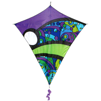 Borealis Diamond Kite - Cool Orbit