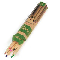 Triangle Colored Pencils - 12 Pack