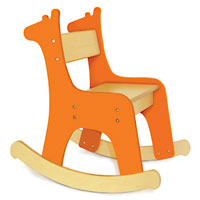 Giraffe Rocking Chair