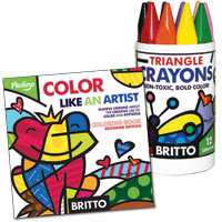 Color Like An Artist Set