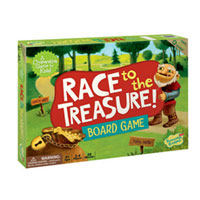 Race to the Treasure